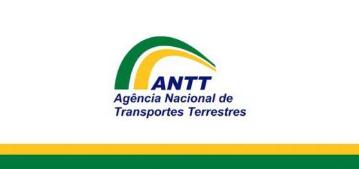Logo da Agência Nacional de Transportes (ANTT)
