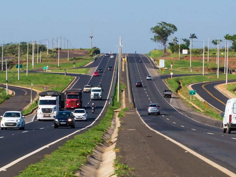 ANTT autoriza reajuste de pedágio em trecho paulista da Transbrasiliana