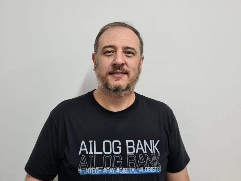 Ramiro Pereira assume a gestão comercial  do AILOG Bank